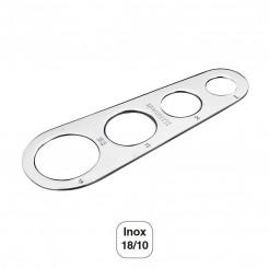 Compteur de Pâtes 4 Étapes Inox