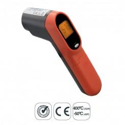 Thermomètre Infrarouge Pointeur Laser et l'Étui de