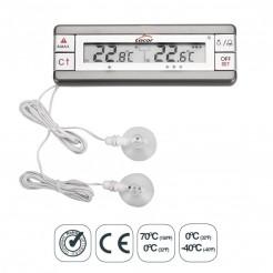 Thermomètre Alarme Réfrigérateur/Congélateur