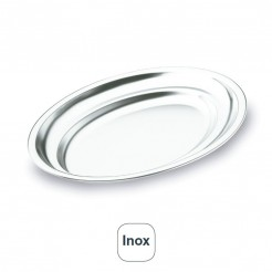 Source Ovale Inox 18% Cr.