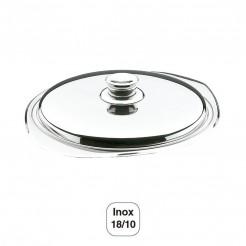 Couvercle Bol De Soupe Inox 18/10