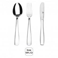 Fourche Déjeuner De L'Hôtel Inox 18% Cr.