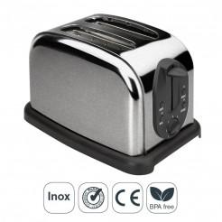 Grille-pain Automatique 2 Fentes pour les Tranches de Pain