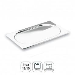Casquette plate d'acier Inoxydable pour le Bac Gastronorm