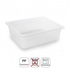 Seau En Polypropylène Gastronorm 1/2