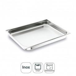Seau Inox Gastronorm 2/1