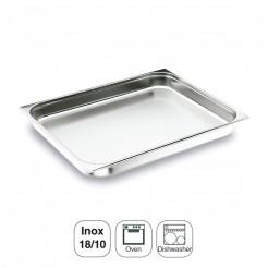 Seau Inox 18/10 Gastronorm 2/1