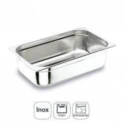 Seau Inox Gastronorm 1/1