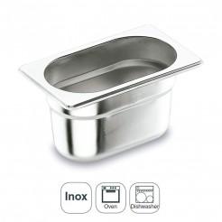 Seau Inox Gastronorm 1/3