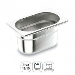 Seau Inox 18/10 Gastronorm 1/3