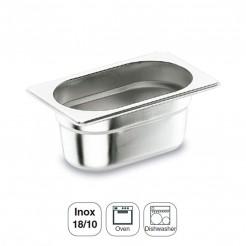 Seau Inox 18/10 Gastronome 1/4