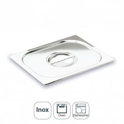 Couvercle Inox pour Bac Gastronorm