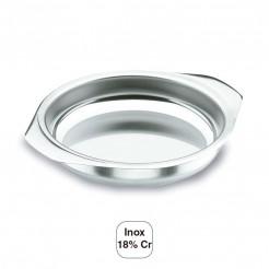 Oeufs au plat en Inox 18% Cr.