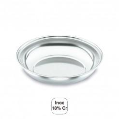 Vaisselle De Camping Profonde Inox 18% Cr.