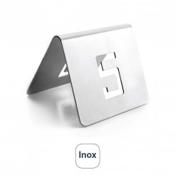Les numéros des Marqueurs pour Tableau-Inox