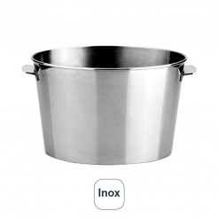 Cube Cools-Champagne Ovale Inox