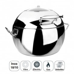 Corps Chafing Dish Luxe Soupe En Acier Inoxydable