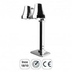 Lampe 2 Ampoules De Chauffage Infrarouge