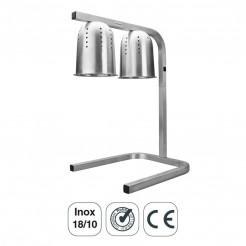 Lampe De Chauffage Infrarouge 2 Ampoules