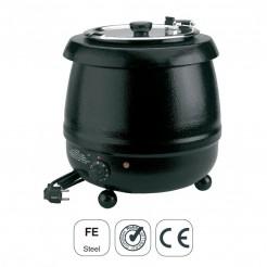 Pot De Chauffage Électrique À Soupe De Fer Émaillé
