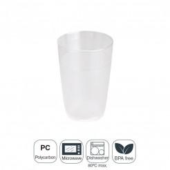 Verre Polycarbonate 7x10 cm