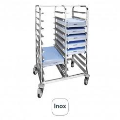Panier (Postal Inox pour 20 Unités