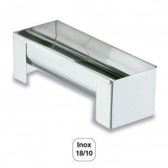 Moule 1/2 Canne Amovible Ronde Inox 18/10
