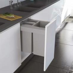 Cube De Recyclage Des Déchets Concept 560 Hauteur De 463