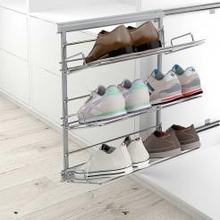Rack Amovible Chaussure rack pour les Armoires