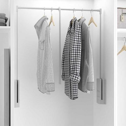 Ascenseur vêtements flip-B armoire penderie