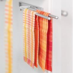 Porte-serviettes Extensible en Aluminium