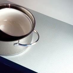 Tapis antidérapant pour Tiroirs Gris 1.2 mm (1,5 m)