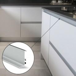 Profil Gola Horizontale Supérieure En Aluminium De Cuisine