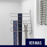 Cintres Cravates et Ceintures